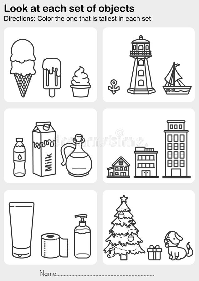 Clipart of a City Street with Buildings, Trees, People, and Buses - Black  and White Line Art by Picsburg - #9357