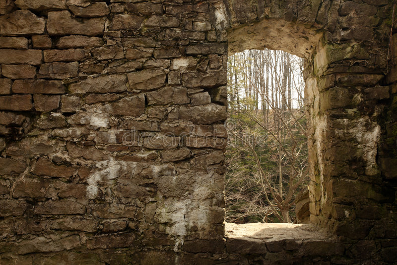 Download A Look Through History stock image. Image of rustic, building - 9033709