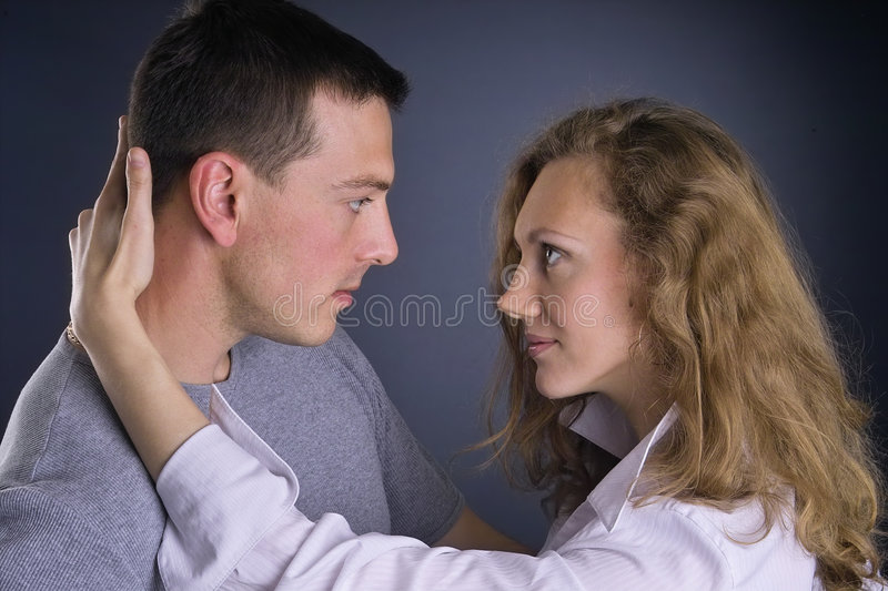Download Look into my eyes stock photo. Image of family, feminine - 391698