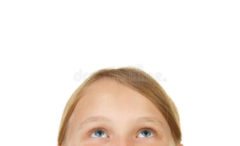 Download Look Up There At The Copyspace Stock Image - Image: 13166415