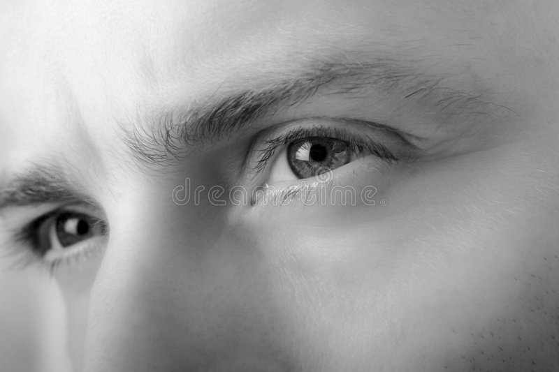 Looking stock photography
