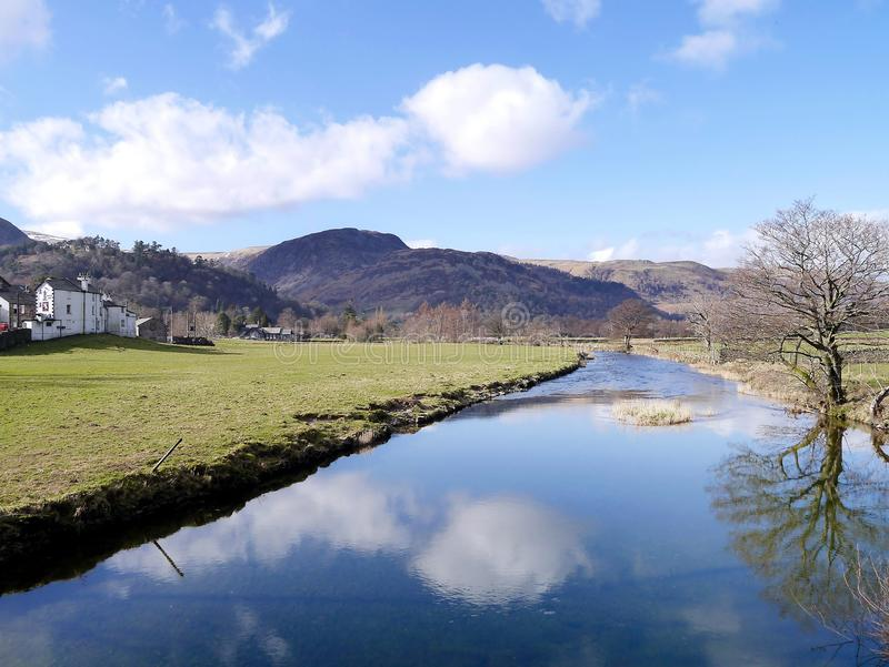 Download Looking Down Goldrill Beck By Patterdale, Lake District Stock Photo - Image: 83711112