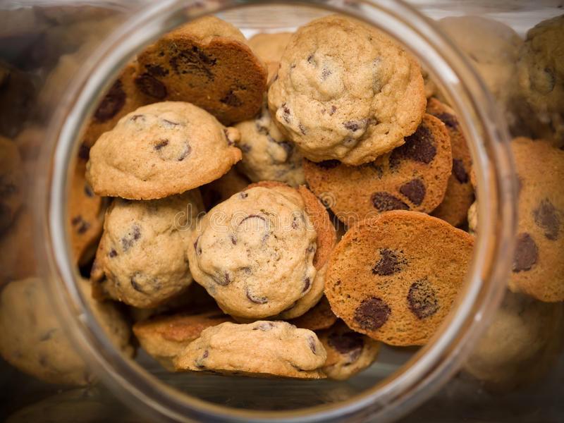 Download Cookie jar stock image. Image of food, container, chips - 29887897