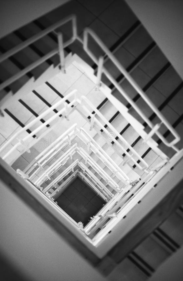 Download Looking Down On Stairway Royalty Free Stock Image - Image: 20138096