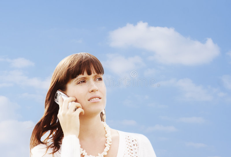 Download Looking Forward Stock Image - Image: 1707511
