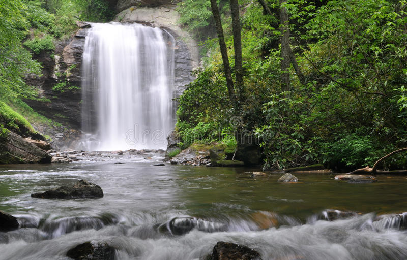 Download Looking Glass Falls Waterfall Stock Photo - Image: 31461386