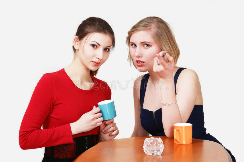 Download Looking with interest stock image. Image of delight, conversation - 21028471