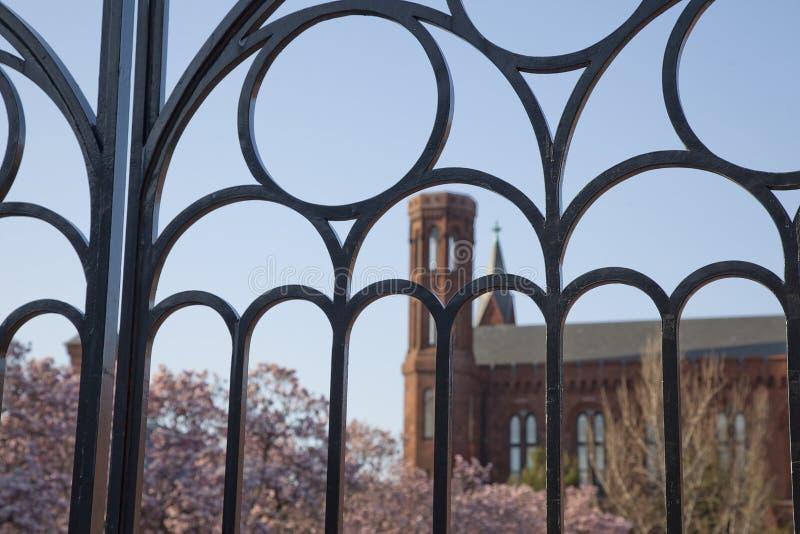 Springtime Through The Iron Gate--Smithsonian Institution Stock Images