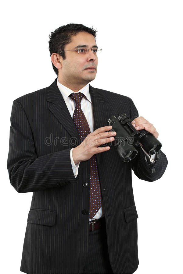 Looking for a job stock photography