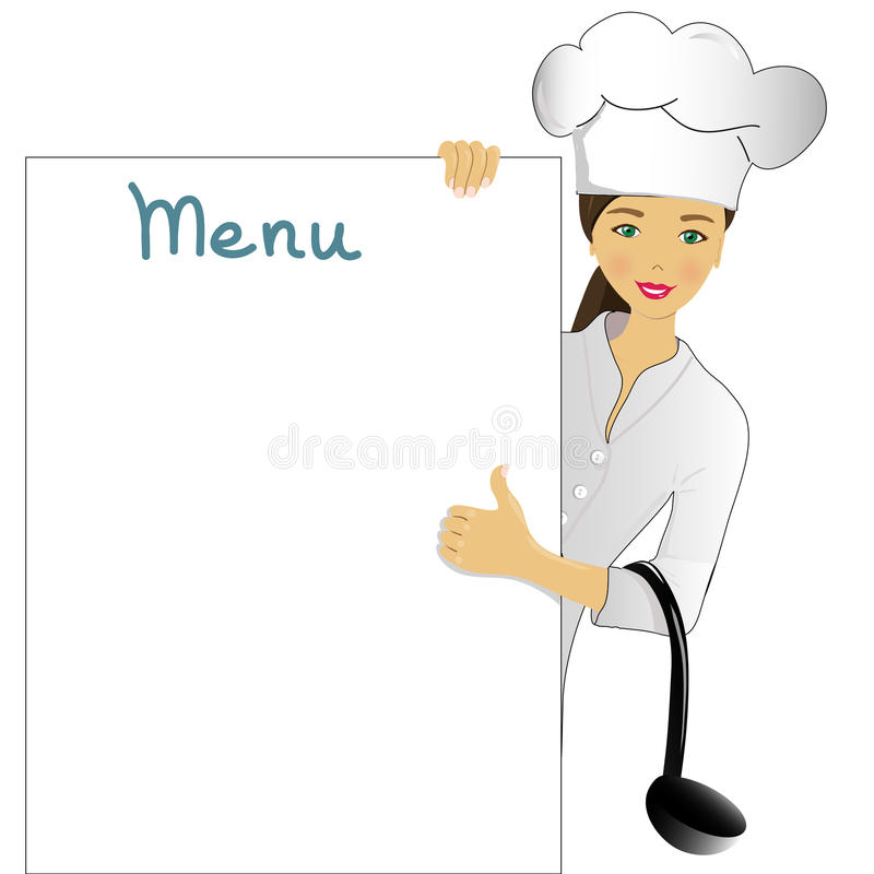 Download Looking my menu. stock vector. Image of hand, moving - 25273080