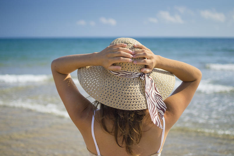 Download Looking Out To Sea Stock Photos - Image: 27388983