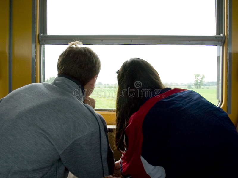 Download Looking Out Window Stock Photo - Image: 241920