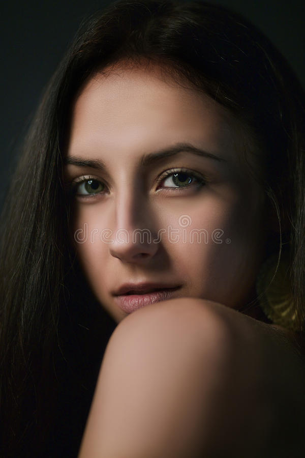 Download Looking Over Shoulder Stock Photo - Image: 36354430