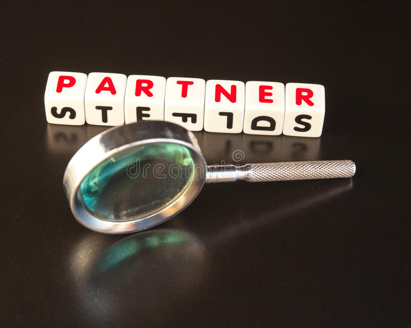 Download Looking for a partner stock photo. Image of search, uppercase - 37433938