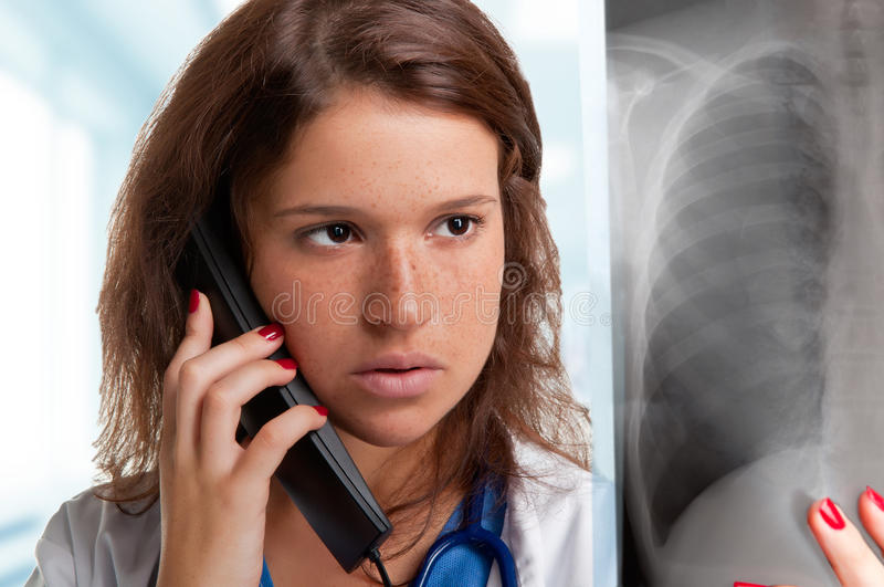 Download Looking at an X-Ray stock image. Image of closeup, emergency - 27228595