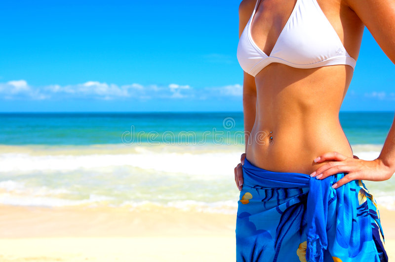 Download Looking at the Beach stock image. Image of people, colors - 1708317