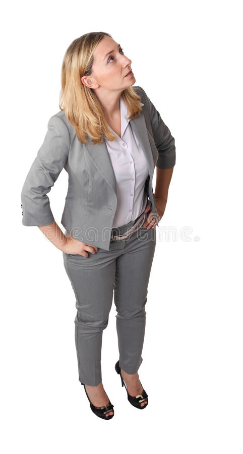 Download Looking for something stock photo. Image of businesswoman - 26045580