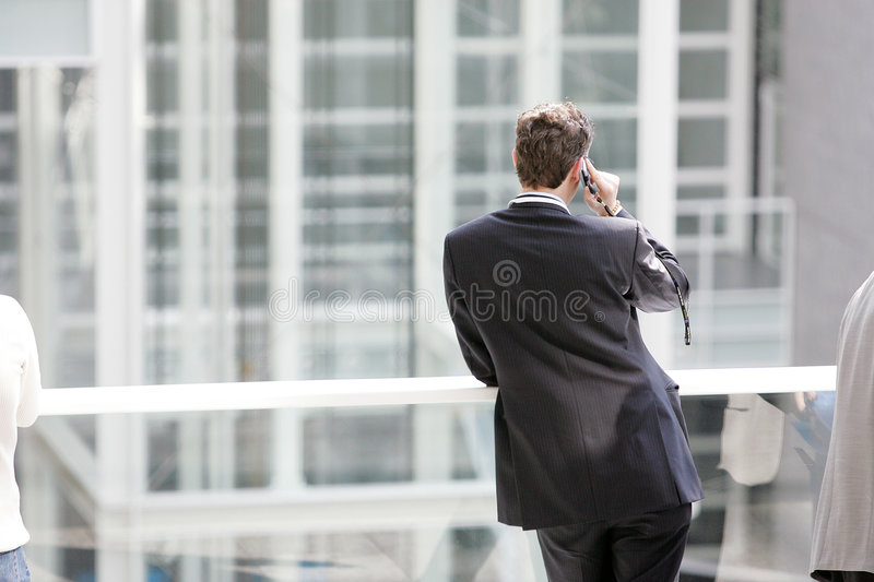 Looking to the future stock photography
