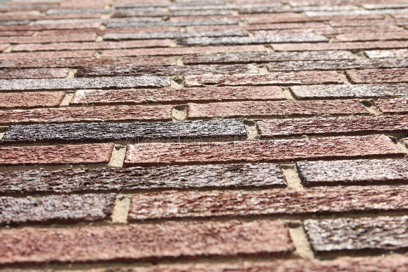 Download Looking Up at Bricks stock image. Image of background - 33057189
