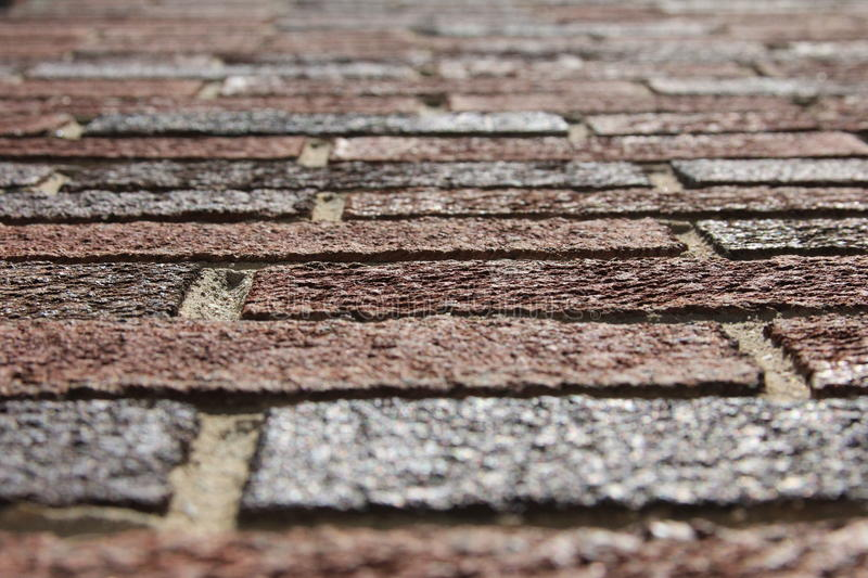 Download Looking Up at Bricks stock photo. Image of rough, even - 33654618