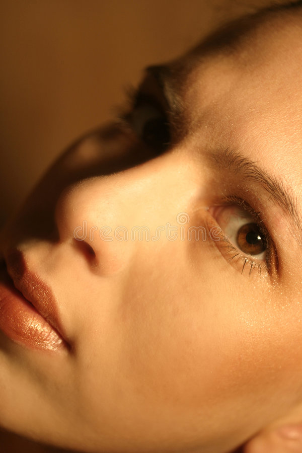 Download Looking at you stock image. Image of looking, make, young - 100231