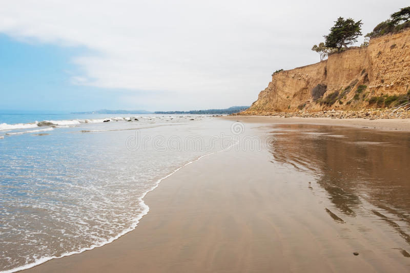Loon Point Beach royalty free stock photography