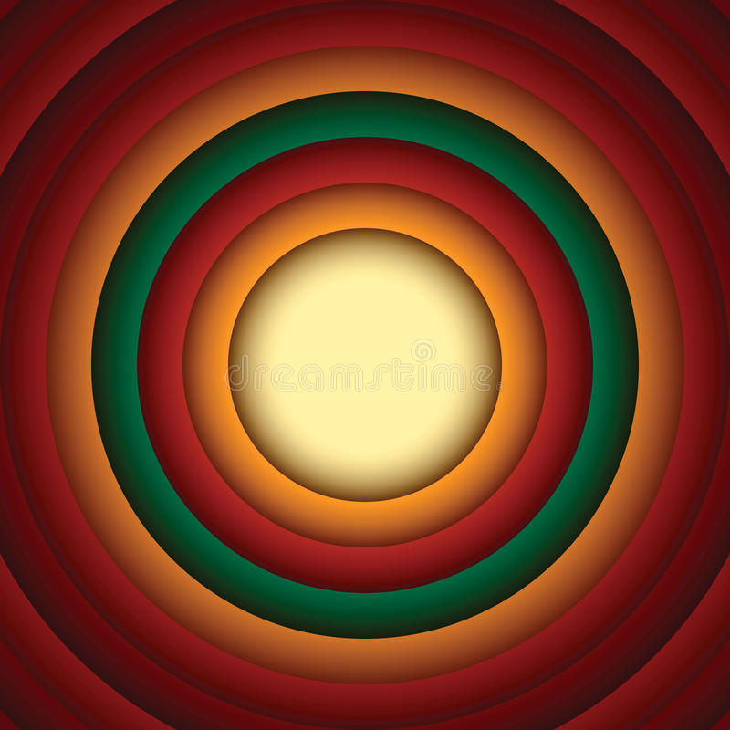 Free Looney Tunes Style Circle Abstract Background Stock Photos - 36467513