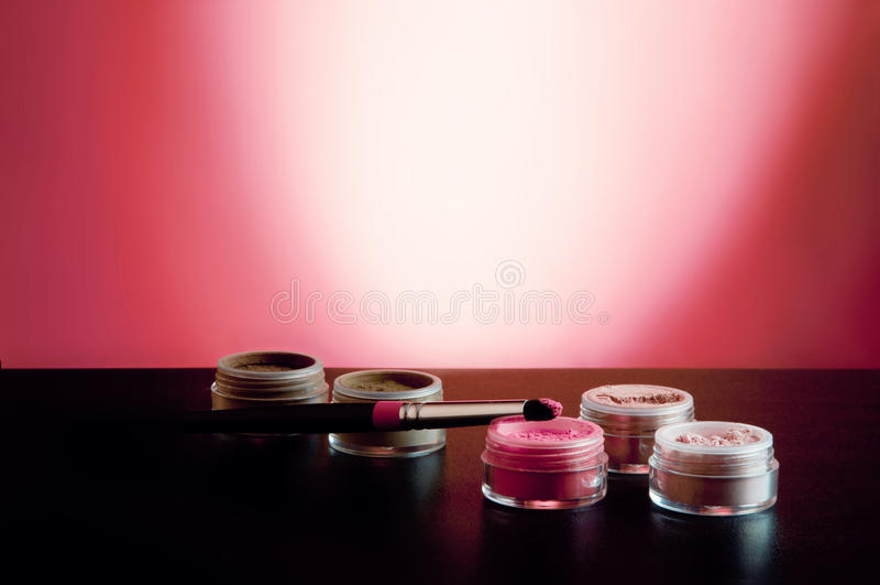 Download Loose powder stock photo. Image of feminine, mirror, cosmetics - 28106020
