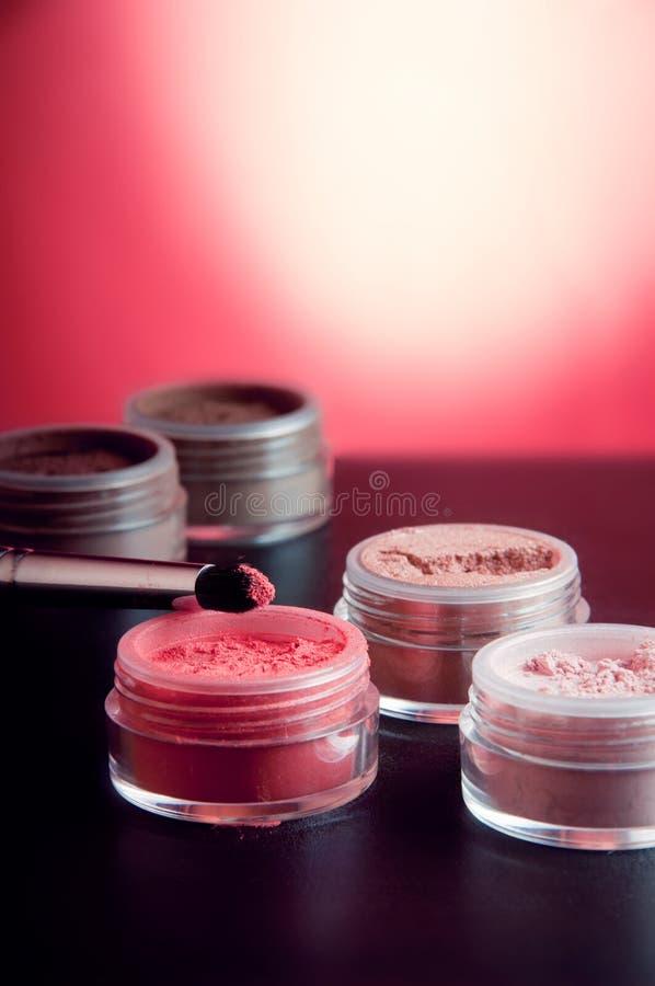 Download Loose powder stock image. Image of closeup, brush, beautifying - 28106057