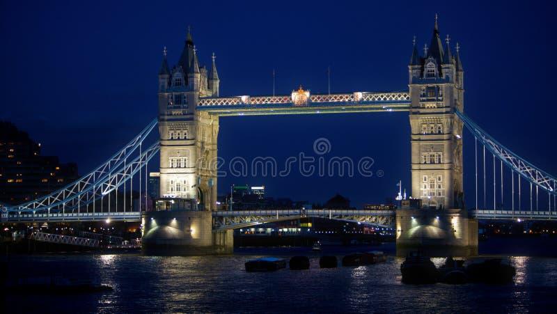 lopp för brolondon torn royaltyfri fotografi