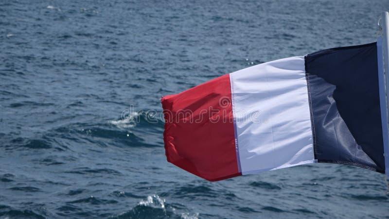 Lopp i Frankrike royaltyfri bild