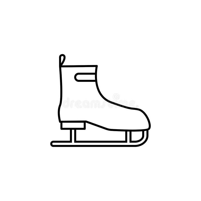 Lopp snö, bergöversiktssymbol Beståndsdel av loppillustrationen Tecknet och symbolsymbolen kan användas för rengöringsduken, logo vektor illustrationer