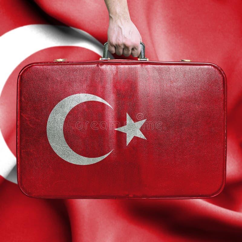 Lopp till Turkiet fotografering för bildbyråer