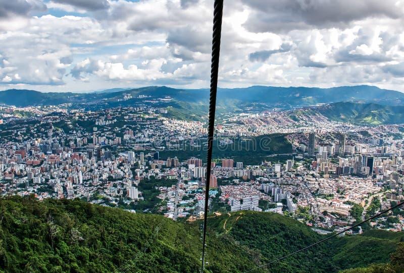 Loppfotografi - Caracas, Venezuela arkivbild