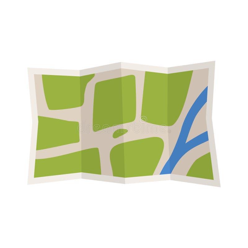 Loppruttöversikt i plan stil Geografi för lopp för ram för världskartahandelsresandebild Denna är mappen av formatet EPS10 stock illustrationer
