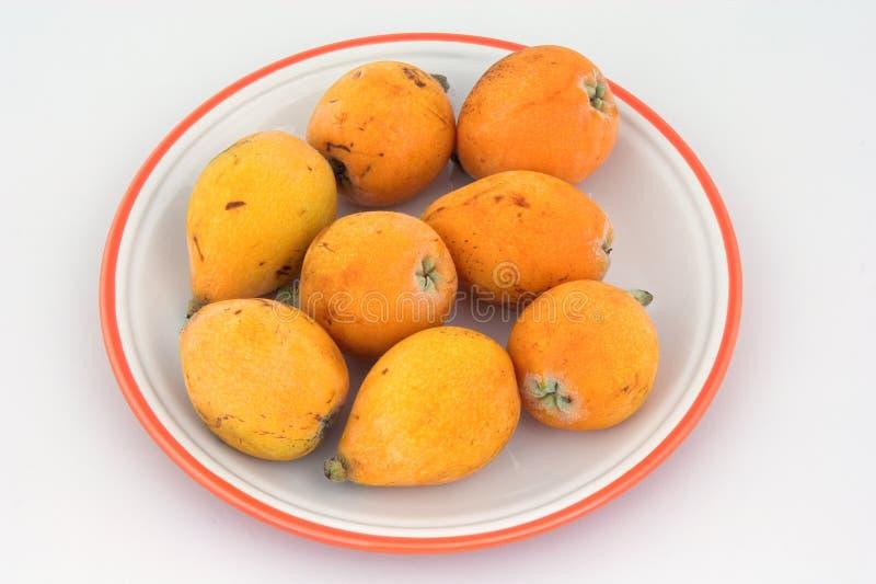 loquat плодоовощ стоковое фото