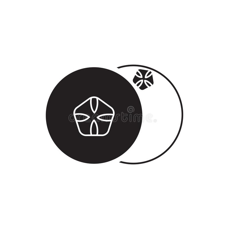 loquat ikona Element owoc dla mobilnego pojęcia i sieci apps ikony Glif, płaska ikona dla strona internetowa projekta i rozwój, a royalty ilustracja