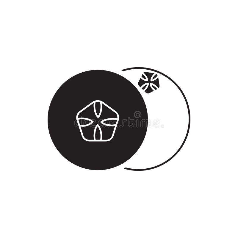 loquat pictogram Element van Fruit voor mobiel concept en webtoepassingenpictogram Glyph, vlak pictogram voor websiteontwerp en o royalty-vrije illustratie