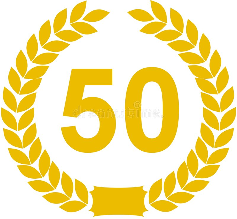 LorbeerWreath 50 Jahre