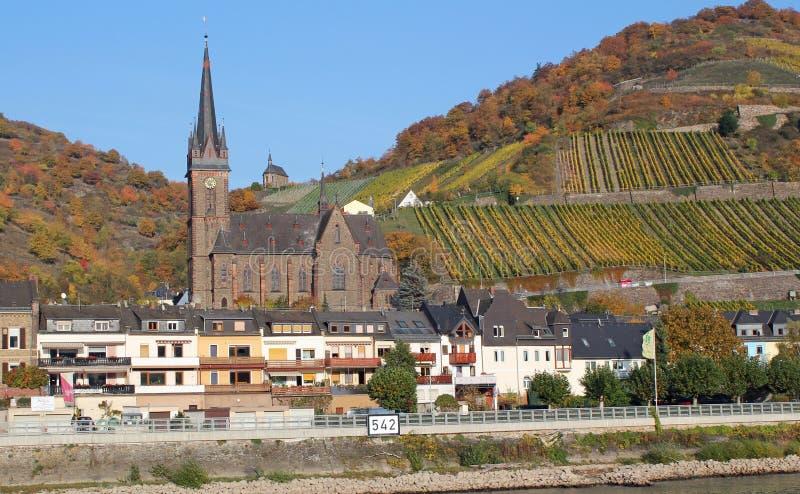 Lorch Германия стоковые фотографии rf