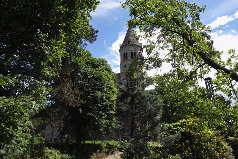 Lorch klosterTyskland fotografering för bildbyråer