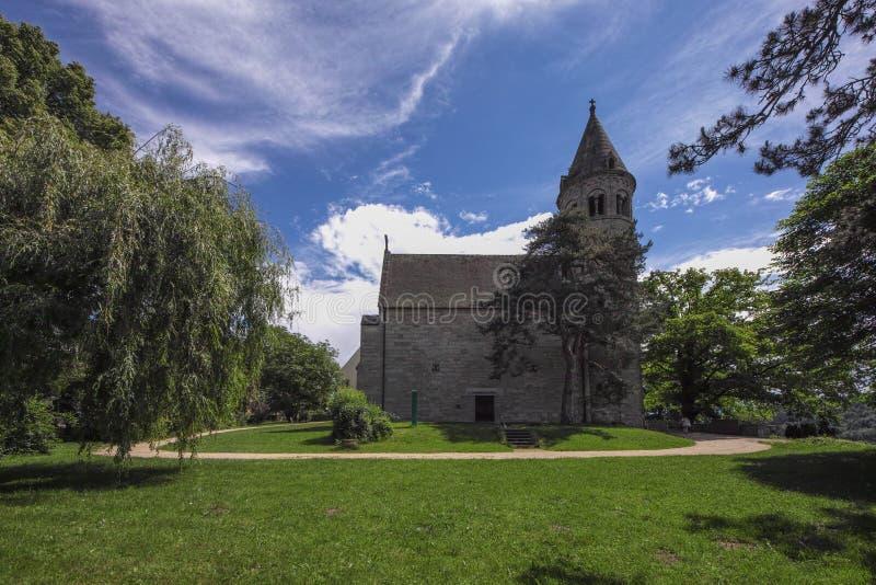 Lorch klosterTyskland royaltyfria bilder