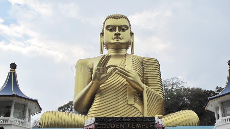 Lord Budda Sri Lanka fotografia de stock