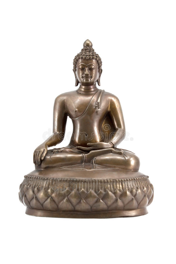 Lord Buddha stockbilder