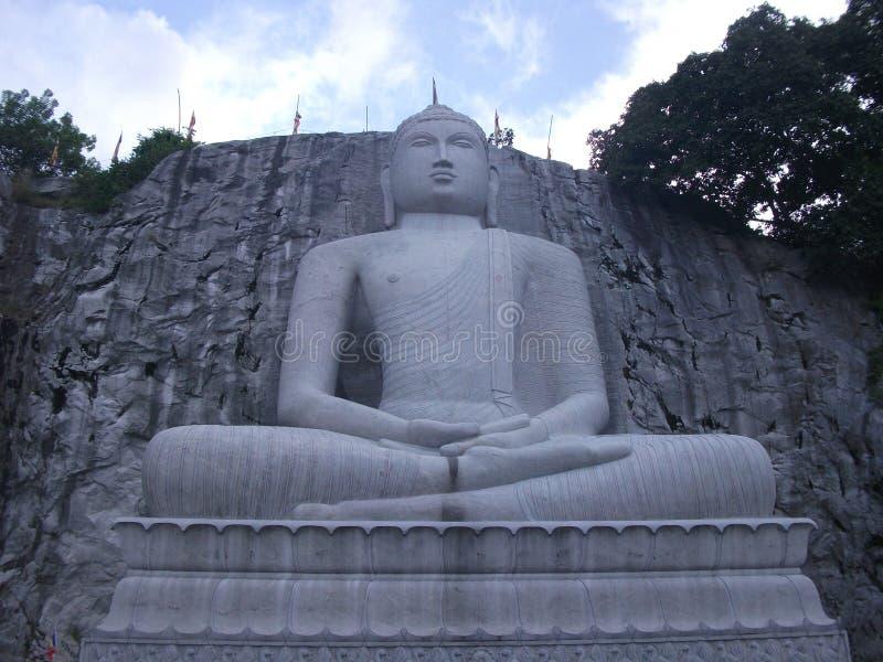 Lord Buddha foto de archivo