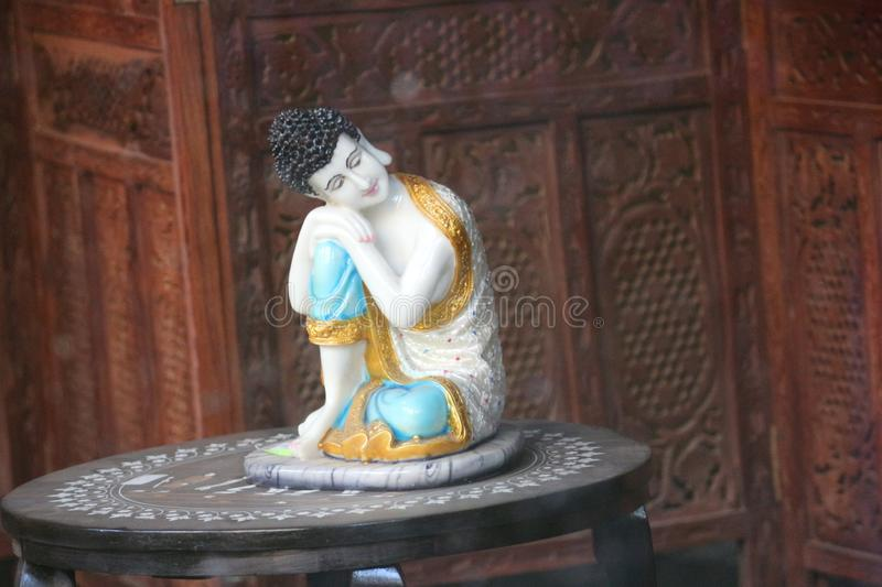 Lord Buddha royalty free stock images