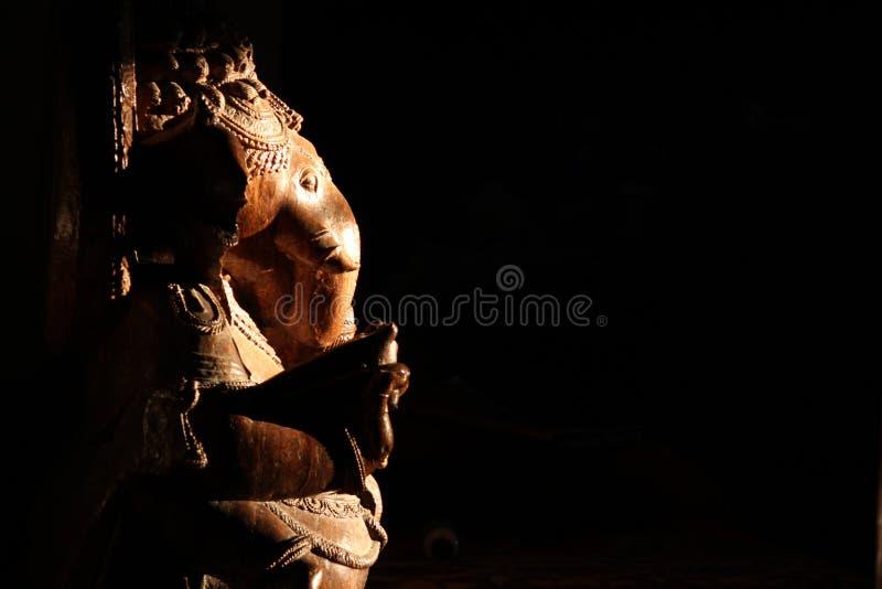 Lord Ganesh royalty-vrije stock foto