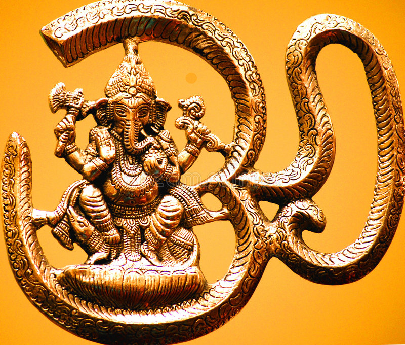 Download Lord Ganesh stock image. Image of ganesh, luck, indian - 8098355