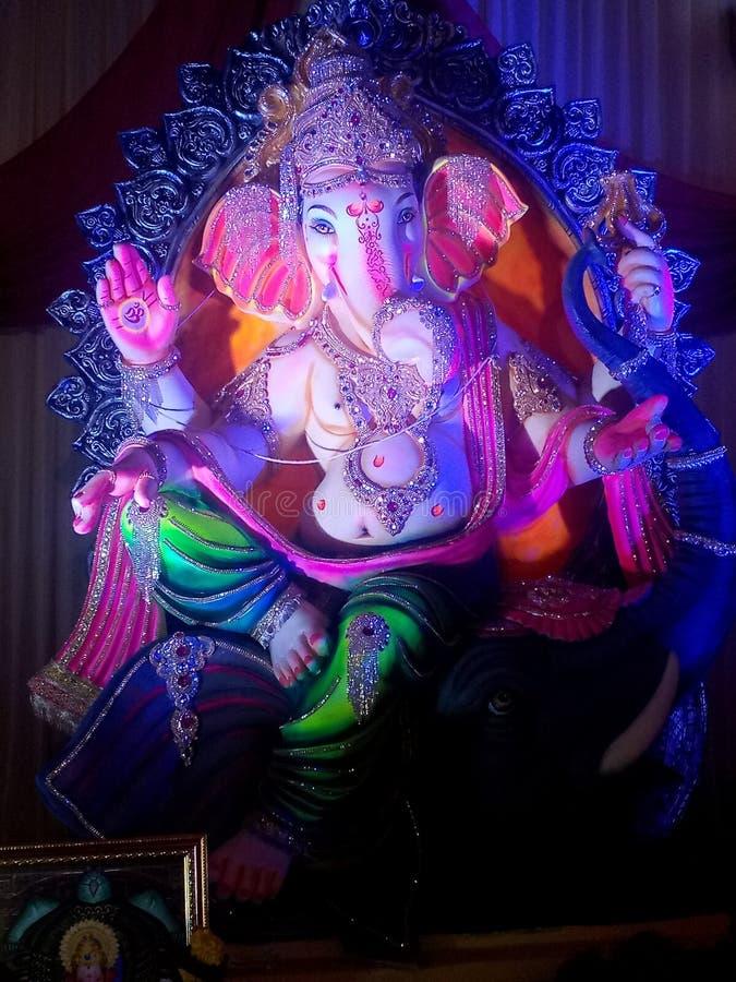 Lord Ganesha fotografia de stock