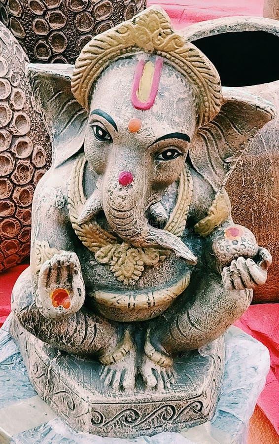 Lord Ganesha imagen de archivo libre de regalías